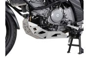 Engine guard Silver. Suzuki DL 650 V-Strom (04-10) Generation-2 MSS.05.296.10001/S
